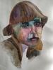 Портрет Цветаевой