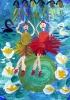 Балерины-подружки