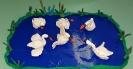 Заколдованные красавицы на озере