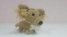 Собачка, вязание крючком