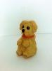 Собачка Боня, скульптура, материал: папье-маше