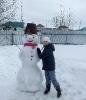 Мой снежный друг