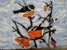 В Пермском крае, посмотри-обитают снегири!