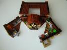 Модель-конструктор: чемодан-трансформер - логово пирата