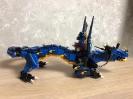 Модель-конструктор: Дракон