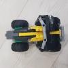 Модель-конструктор: транспорт; квадроцикл