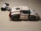Модель-конструктор: транспорт; Тайота Супра