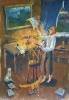 Ночное вдохновение  Александра Сергеевича