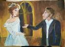 Первый бал Александра и Натали