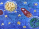 Бороздим просторы Вселенной
