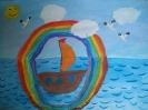 Ветер по морю гуляет, и кораблик подгоняет...